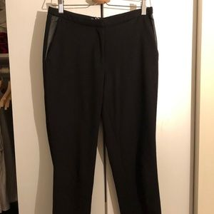 H&M Size US6 Black Dress Pants
